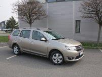 """Dacia Logan MCV je nyní pohlednější a má méně """"užitkový"""" vzhled"""