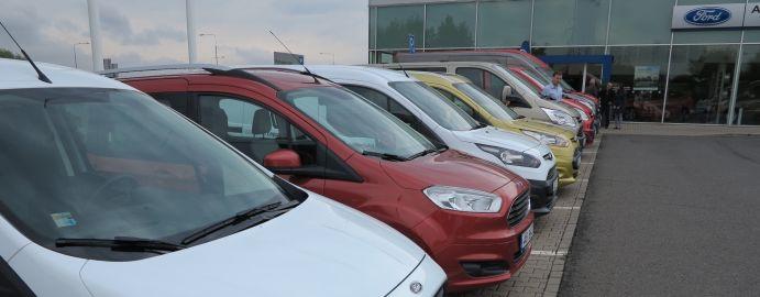 Červen bývá u Fordu Měsícem užitkových vozů, kdy se dá na nákupu hodně ušetřit